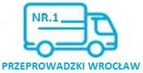 Przeprowadzki Wrocław nr.1 logo